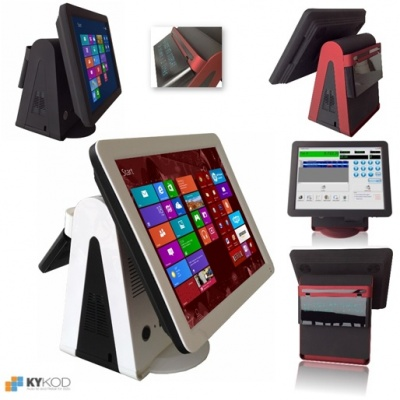 FLY POS D PC  INTEL N2800 DUAL CORE 2GB / 320 GB DYSPLAY DI CORTESIA
