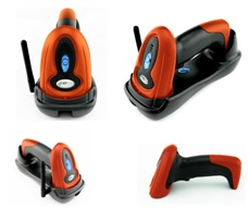ROCK RF LASER SCANNER WIRELESS USB