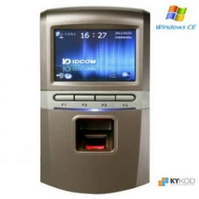 SC-IDF200 TERMINALE RILEVAMENTO PRESENZE BIOMETRICO+RFID WINDOWS